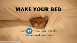Make Your Bed How Making Your Bed Will Make You More Successful