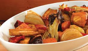 Root Vegetables Roasted - balsamic roasted root vegetables starfinefoods