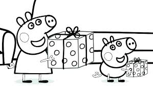 peppa pig coloring pages a4 peppa pig color pages pig pages book new fresh also plus marvelous