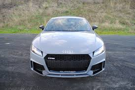 test si e auto great driver s car 2018 audi tt rs coupe test drive review