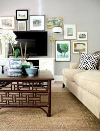 where to place tv in living room with fireplace 15 creative ways to design or decorate around the tv