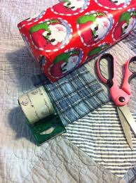How To Gift Wrap A Present - how to giftwrap a present 9 steps
