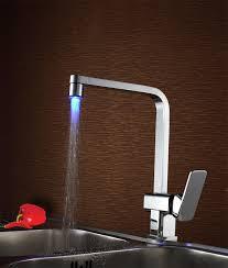 led kitchen faucet 17 best led faucets images on bathroom basin taps