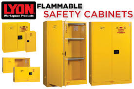 Yellow Storage Cabinet Fire Safety Cabinets Flammable Cabinets Justrite Flammable Storage
