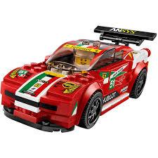 lego speed champions ferrari lego speed champions 458 italia gt2 set 75908 walmart com