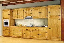 meuble de cuisine en bois massif meuble de cuisine bois massif with newsindo co