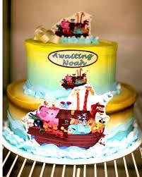 hector u0027s custom cakes classic baby shower cake nuetral