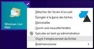 raccourci bureau ajouter des raccourcis de programmes sur le bureau de windows 8 et
