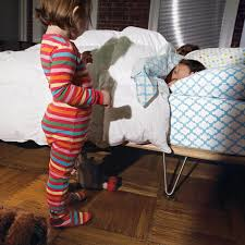 Ways To Help Baby Sleep In Crib by How To Get Your Kid To Sleep In Her Own Bed Parenting