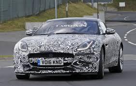 jaguar k type jaguar spied testing 2018 f type with 2 0l turbo four