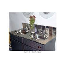 Metal Bathroom Vanity by Precious Metal Bathroom Vanity Top By Stainless Craft