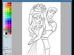 sleeping beauty coloring pages kids sleeping beauty coloring