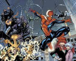 spider man peter parker marvel universe wiki the definitive