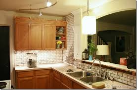 grout kitchen backsplash remodelaholic white subway tile back splash tutorial