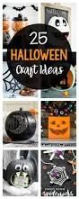Childrens Halloween Craft Ideas - 25 simple and fun halloween craft ideas crazy little projects