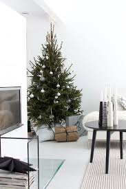 christmas livingroom scandinavian christmas trees for your holiday living room decor