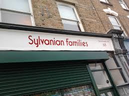 sylvanian families shop sign painting nick garrett ngs