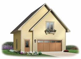 2 Story Garage Plans With Apartments 31 Best Garage Plans Images On Pinterest Garage Apartments
