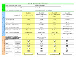 Business Case Template Excel by Personal Financial Planning Ebook
