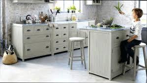 meuble cuisine zinc meuble cuisine zinc maison du monde idée de modèle de cuisine