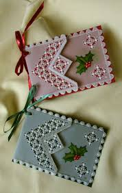 78 best parchment craft christmas images on pinterest