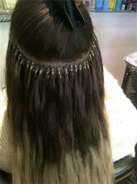 micro rings hair extensions a touch of silk edinburgh micro ring