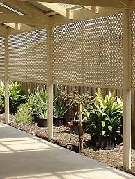 Privacy Screen Ideas For Backyard by 10 Cheap But Creative Ideas For Your Garden 2 Lattice Fence