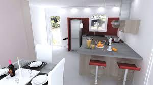 cuisine pour petit espace cuisine pour petit espace à quentin de baron cuisiniste