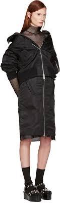 sacai luck sacai black ma 1 jacket women sacai luck outlet premier fashion