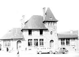 bureau de poste angers photos malo le bureau de poste d intra muros en 1951