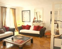 apartment living room design ideas large gold picture frames and