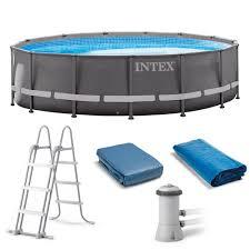 Intex Pools 18x52 Intex 14 U0027 X 42
