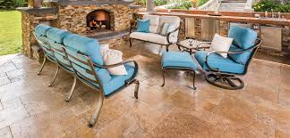 Iron Patio Furniture Phoenix by Furniture Fill Your Patio With Mesmerizing Tropitone Furniture