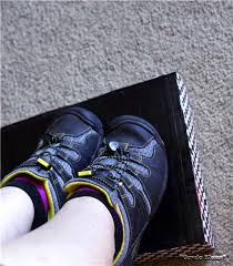 Under The Desk Foot Rest by Condo Blues How To Make An Office Chair Duct Tape Foot Rest In