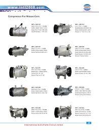 nissan almera air cond filter delphi harrison cvc air con compressor nissan qashqai renault clio