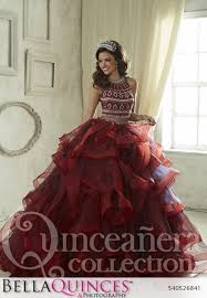 burgundy quince dresses bellaquinces photography designer quinceanera collection by