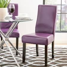 modern purple dining chairs allmodern