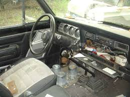 jeep cherokee chief interior amc collection