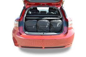 xe lexus ct car bags travel bag sets lexus ct 200h 2011 present car bags