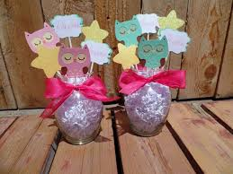 centerpiece for baby shower 35 owl centerpieces for baby shower table decorating ideas