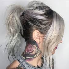 silver hair silver hair dye achieving and maintaining the silver hair look