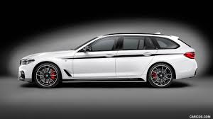 bmw 3 or 5 series 2018 bmw 5 series touring with m performance parts side hd