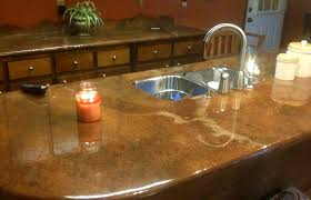recycled countertop materials home decor