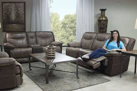 the bubba reclining living room collection mor furniture for less