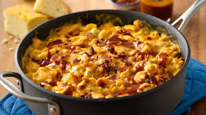 one pot bbq cheeseburger pasta recipe bettycrocker com