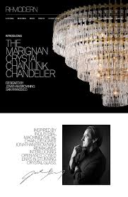 Jonathan Browning Lighting Restoration Hardware Introducing The Marignan Chandelier