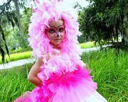 Pink Flamingo Halloween Costume Child Girls Flamingo Tutu Halloween Costume Costume Children Bird