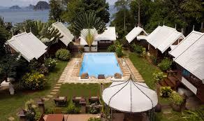 chambre d hote thailande le passe temps hôtel à krabi thaïlande