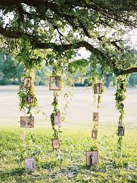 wedding backdrop green 18 stunning tree wedding backdrop ideas for ceremony