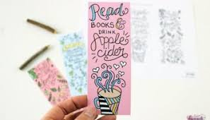 coloring pages bookmarks free printable coloring page bookmarks dawn nicole designs